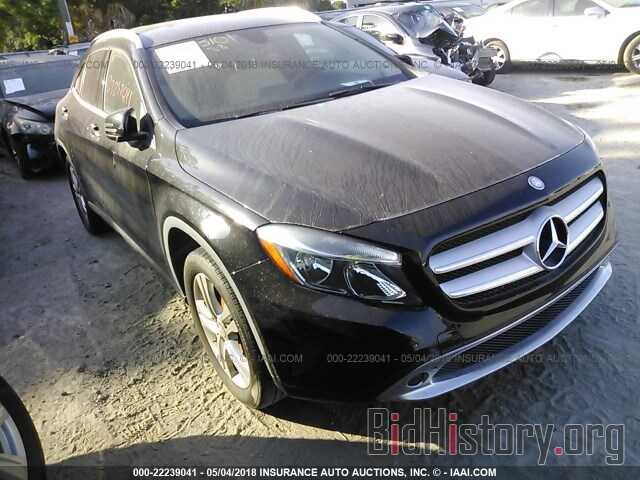 Photo WDCTG4EB2FJ135598 - Mercedes-benz Gla 2015