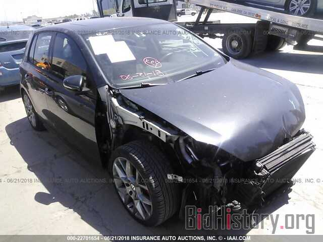 Photo WVWGD7AJ5DW060250 - Volkswagen Gti 2013