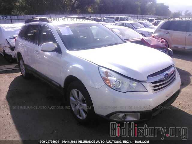Photo 4S4BRBGC9B3406091 - Subaru Outback 2011