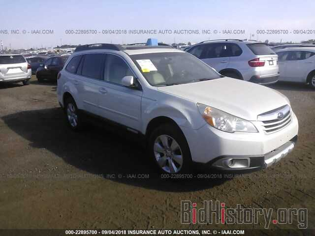 Photo 4S4BRCKC7B3396397 - Subaru Outback 2011