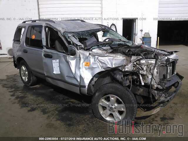 Photo 1FMZU72KX4ZA87289 - FORD EXPLORER 2004