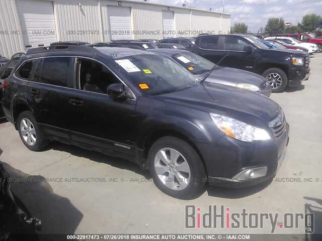 Photo 4S4BRCKC7B3349869 - Subaru Outback 2011