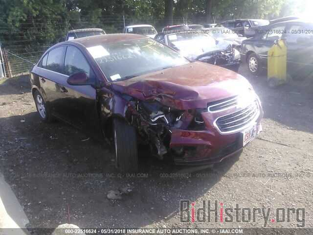 Photo 1G1PE5SB0G7193708 - CHEVROLET CRUZE LIMITED 2016