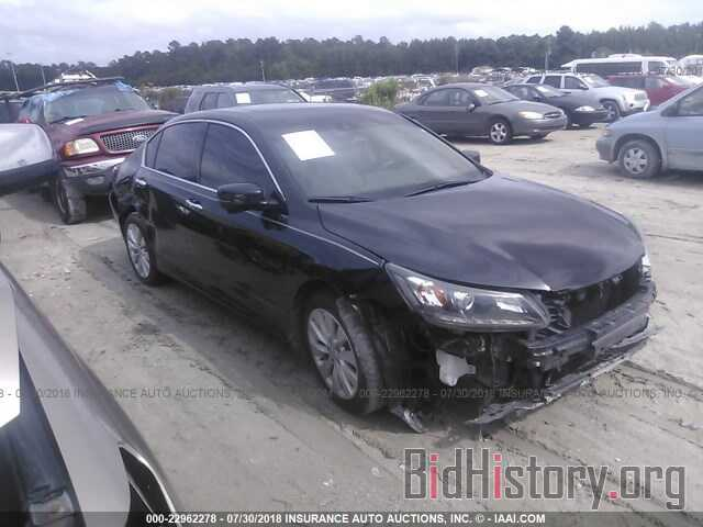Фотография 1HGCR3F82FA035614 - HONDA ACCORD 2015