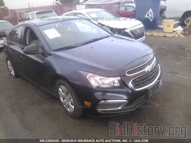 Photo 1G1PC5SG4G7146070 - CHEVROLET CRUZE LIMITED 2016