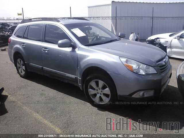 Photo 4S4BRDKC7B2370698 - Subaru Outback 2011
