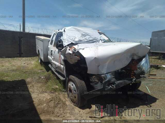 Photo 1FDXW46F51EA17831 - FORD F450 2001