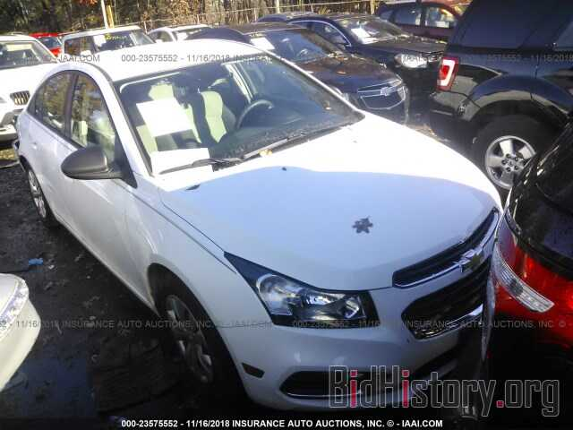 Photo 1G1PC5SG3G7159473 - CHEVROLET CRUZE LIMITED 2016