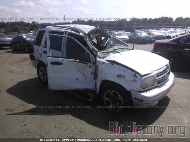 Photo 2CNBE634016910392 - CHEVROLET TRACKER 2001