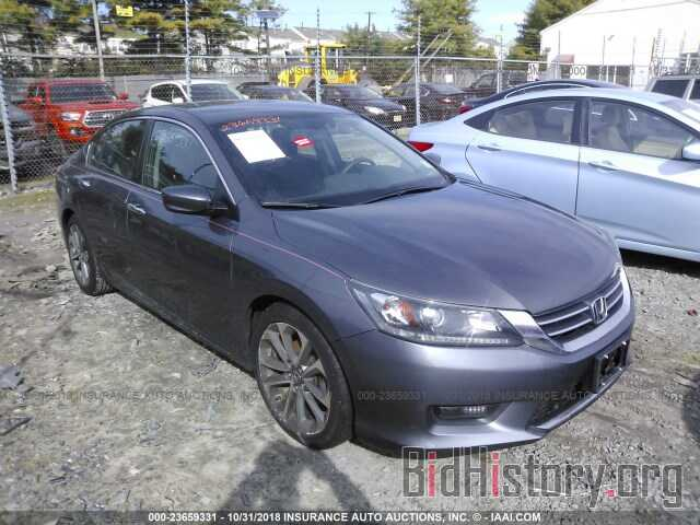 Фотография 1HGCR2F52FA269638 - HONDA ACCORD 2015