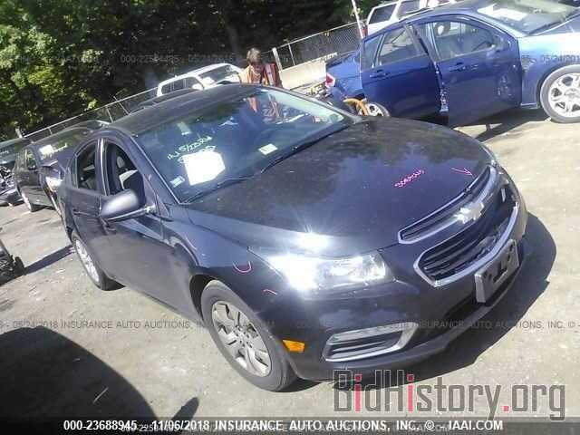 Photo 1G1PC5SH2G7178590 - CHEVROLET CRUZE LIMITED 2016