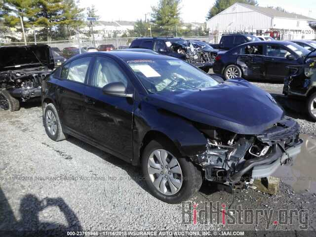 Photo 1G1PC5SG5G7209435 - CHEVROLET CRUZE LIMITED 2016