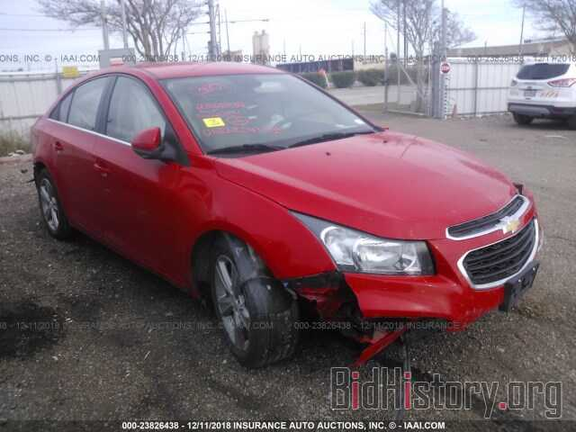 Photo 1G1PF5SBXG7129320 - CHEVROLET CRUZE LIMITED 2016