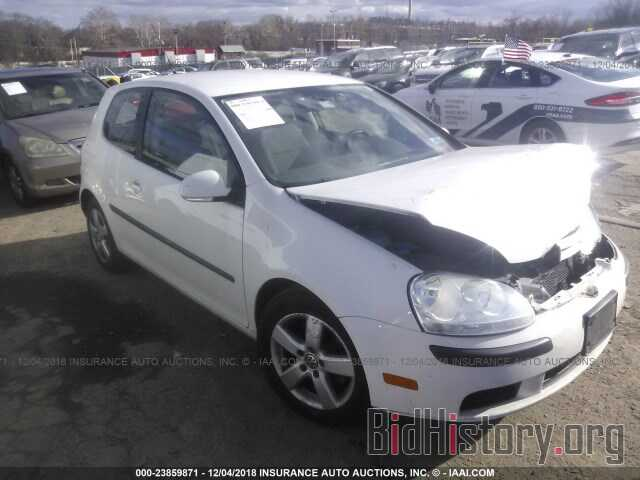 Photo WVWBA71K09W050146 - VOLKSWAGEN RABBIT 2009