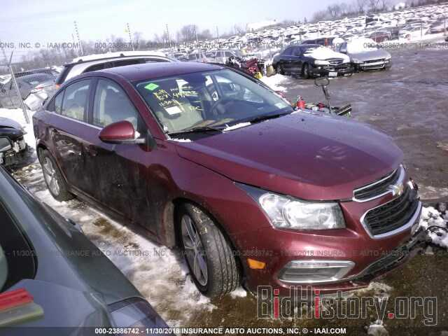 Photo 1G1PF5SB0G7117774 - CHEVROLET CRUZE LIMITED 2016