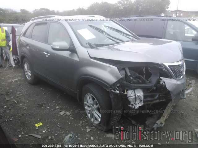 Photo 5XYKT3A68EG532943 - KIA SORENTO 2014