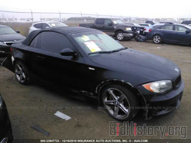 Photo WBAUN935X8VF55275 - BMW 135 2008