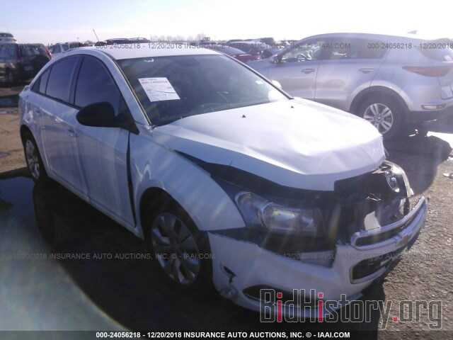 Photo 1G1PC5SH0G7148018 - CHEVROLET CRUZE LIMITED 2016