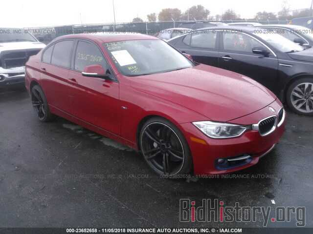 Photo WBA3B9C50DF140553 - BMW 335 2013