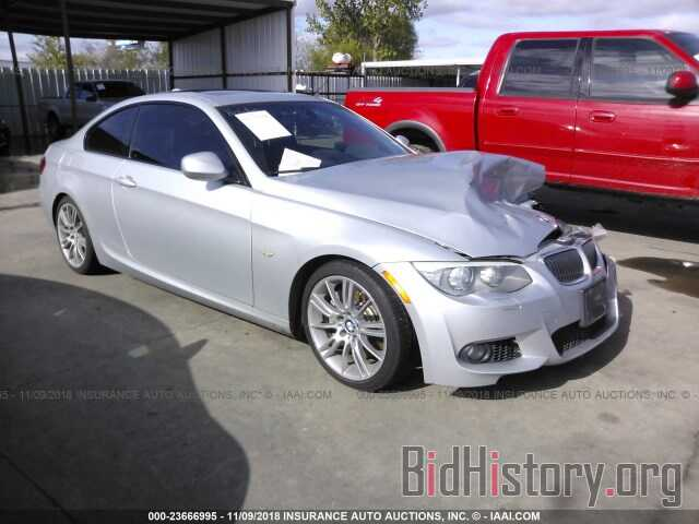 Photo WBAKG7C52DJ438102 - BMW 335 2013
