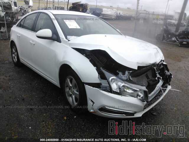 Photo 1G1PE5SB6G7229174 - CHEVROLET CRUZE LIMITED 2016
