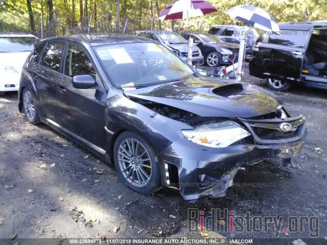 Photo JF1GR7E66EG213484 - SUBARU IMPREZA 2014