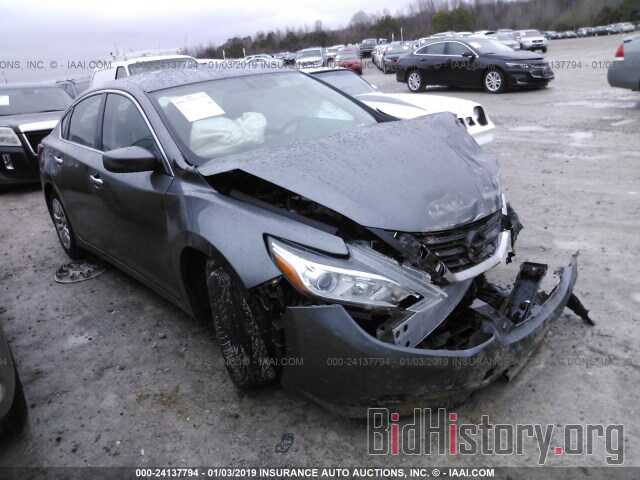 Photo 1N4AL3AP9GC173216 - NISSAN ALTIMA 2016