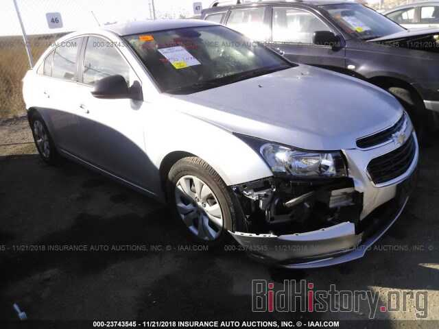 Photo 1G1PC5SH5G7192046 - CHEVROLET CRUZE LIMITED 2016
