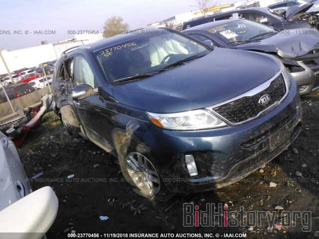 Photo 5XYKT3A61EG431047 - KIA SORENTO 2014