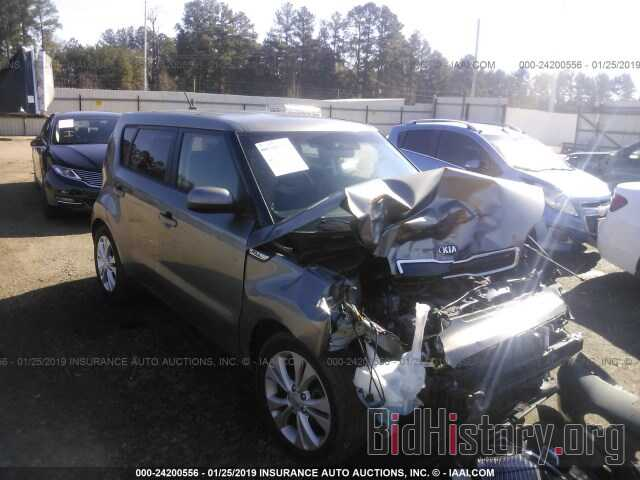 Photo KNDJP3A5XF7163332 - KIA SOUL 2015