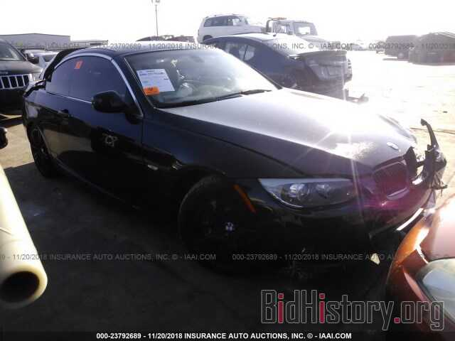 Photo WBADX7C58DE746196 - BMW 335 2013