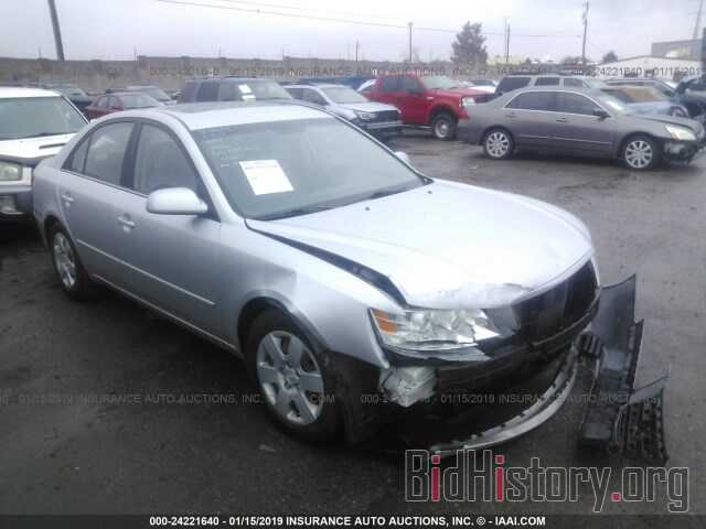 Photo 5NPET46C39H432944 - HYUNDAI SONATA 2009