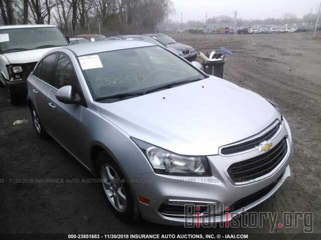 Photo 1G1PE5SB3G7229648 - CHEVROLET CRUZE LIMITED 2016