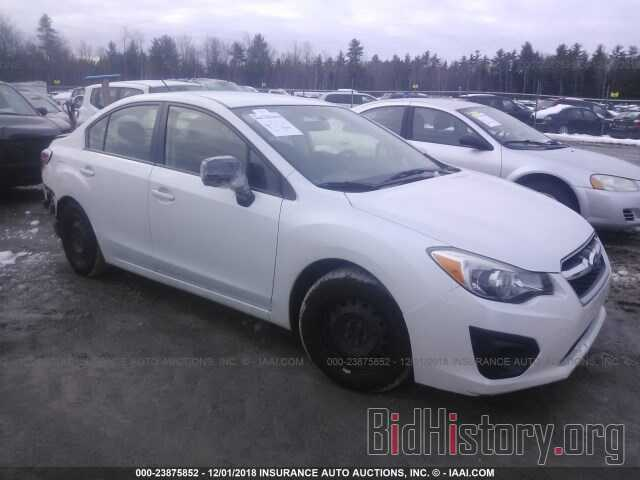 Photo JF1GJAA64EH007780 - SUBARU IMPREZA 2014