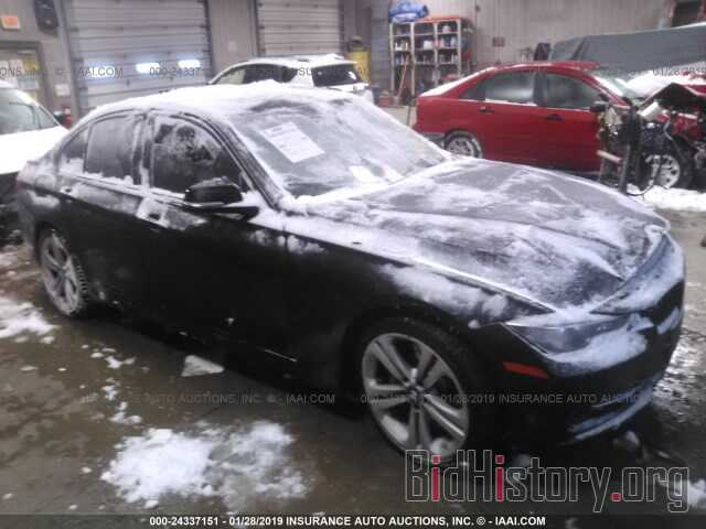 Photo WBA3B9C50DF586945 - BMW 335 2013