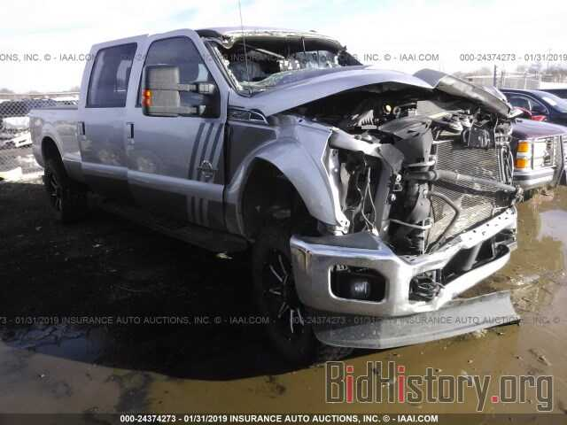 Фотография 1FT7W2BT0FEC25028 - FORD F250 2015