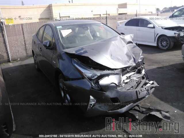 Photo JF1GJAC69EH017654 - SUBARU IMPREZA 2014
