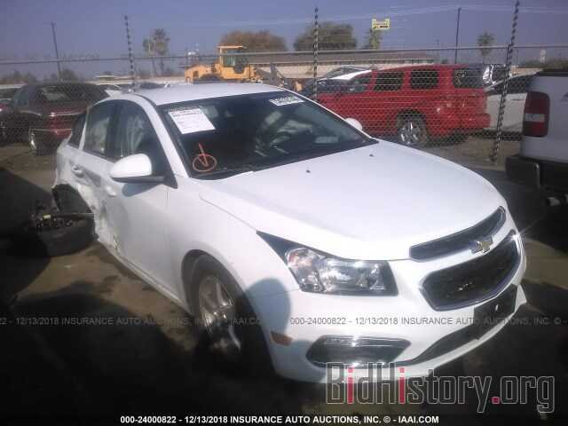 Photo 1G1PE5SB0G7157579 - CHEVROLET CRUZE LIMITED 2016