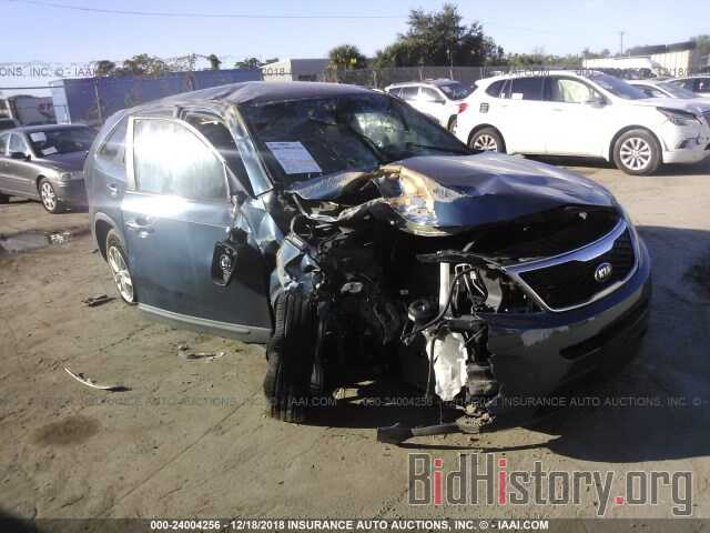 Photo 5XYKT4A67EG548265 - KIA SORENTO 2014