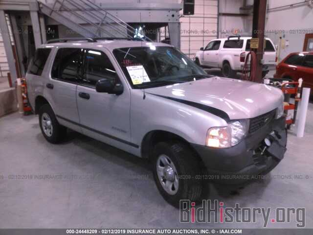 Photo 1FMZU72K64ZB18165 - FORD EXPLORER 2004