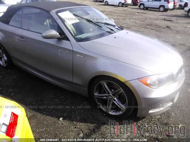 Photo WBAUN935X8VF56295 - BMW 135 2008