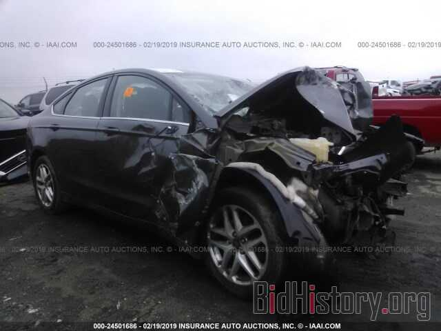 Photo 5XYKT4A64EG482922 - KIA SORENTO 2014