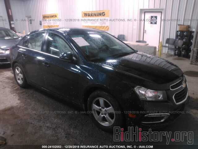 Photo 1G1PE5SB2G7170222 - CHEVROLET CRUZE LIMITED 2016