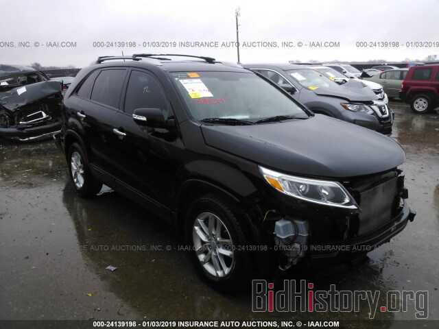Photo 5XYKT4A64EG435423 - KIA SORENTO 2014