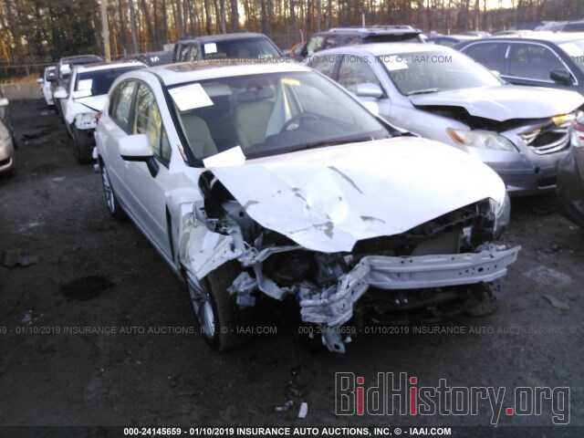 Photo JF1GPAD65EH291852 - SUBARU IMPREZA 2014