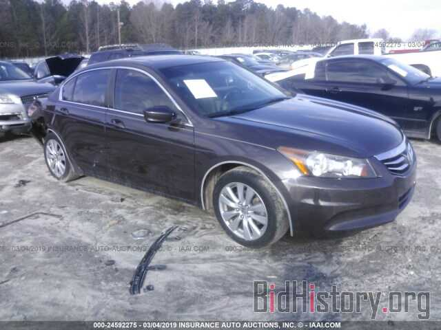Фотография 1HGCP2F8XBA145031 - HONDA ACCORD 2011