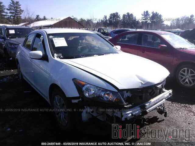 Фотография 1HGCP2F33BA154304 - HONDA ACCORD 2011