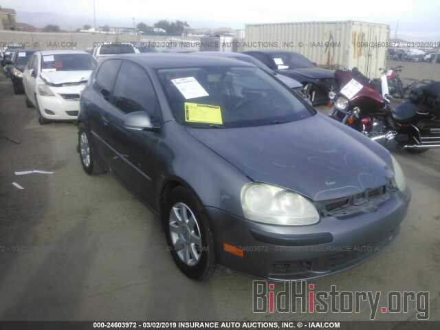 Photo WVWAA71K99W060265 - VOLKSWAGEN RABBIT 2009