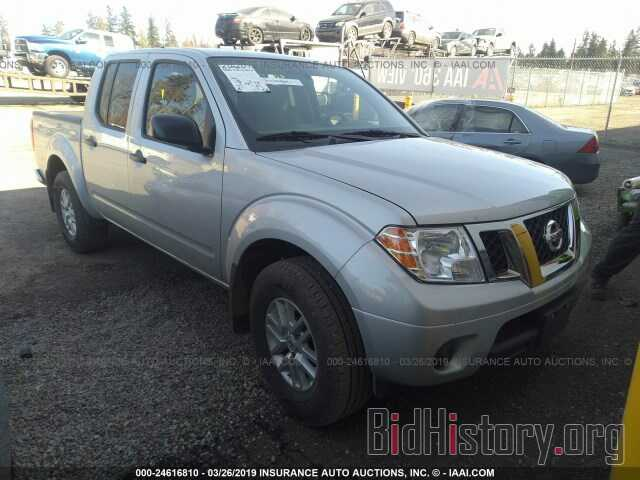 Photo 1N6AD0EV8KN728861 - NISSAN FRONTIER 2019