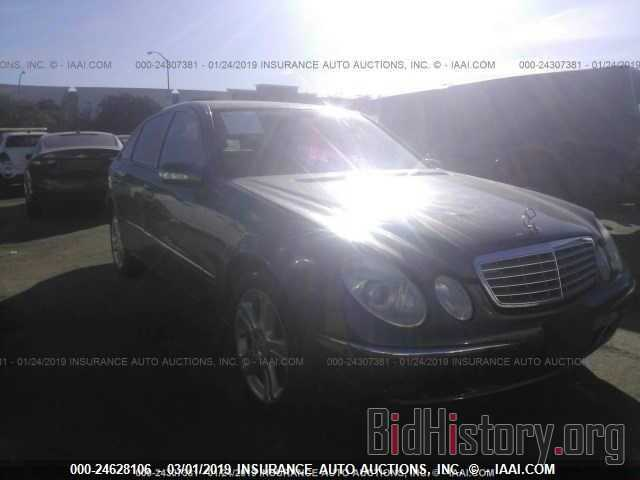 Photo WDBUF56J66A864629 - MERCEDES-BENZ E 2006